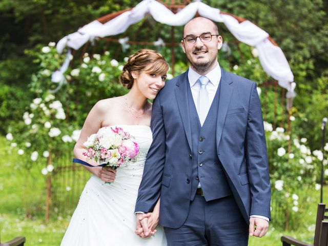 Le mariage de Candice et Adrien