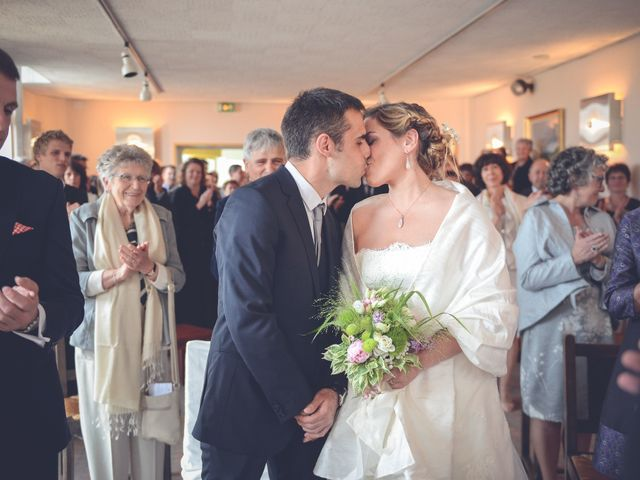 Le mariage de Yann et Audrey à Douarnenez, Finistère 6