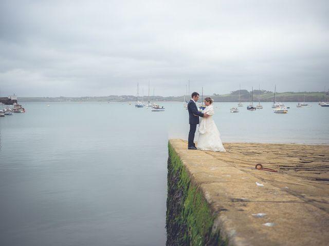 Le mariage de Yann et Audrey à Douarnenez, Finistère 8