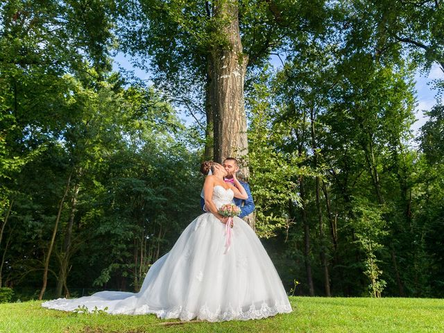 Le mariage de Cindy et Jordi
