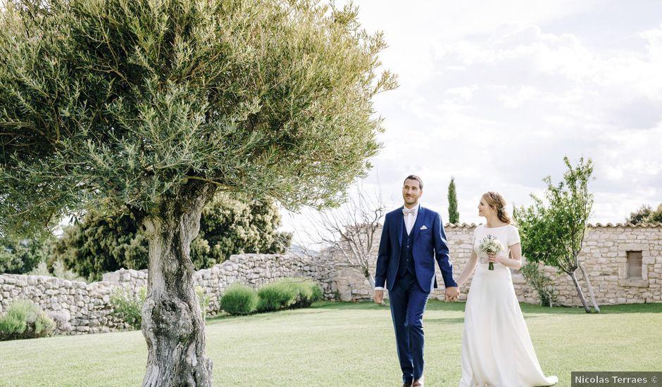 Le mariage de Pierre et Laure à Orange, Vaucluse
