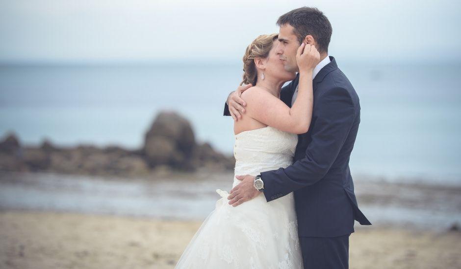 Le mariage de Yann et Audrey à Douarnenez, Finistère