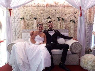 Le mariage de Adeline  et Ehmann