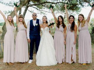 Le mariage de Natacha et Mehdi