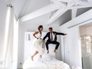 Le mariage de Adeline et Yoan