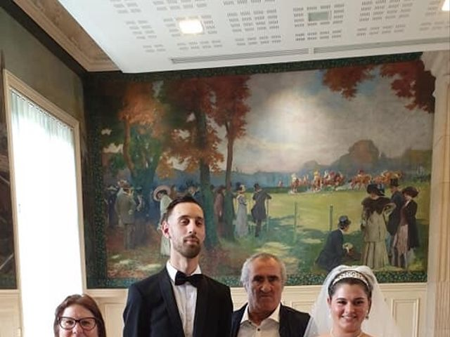 Le mariage de Ehmann  et Adeline  à Saint-Ouen, Seine-Saint-Denis 7