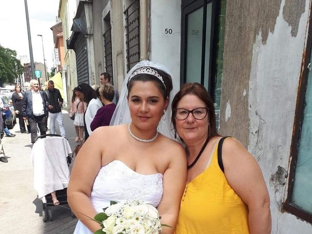 Le mariage de Ehmann  et Adeline  à Saint-Ouen, Seine-Saint-Denis 11
