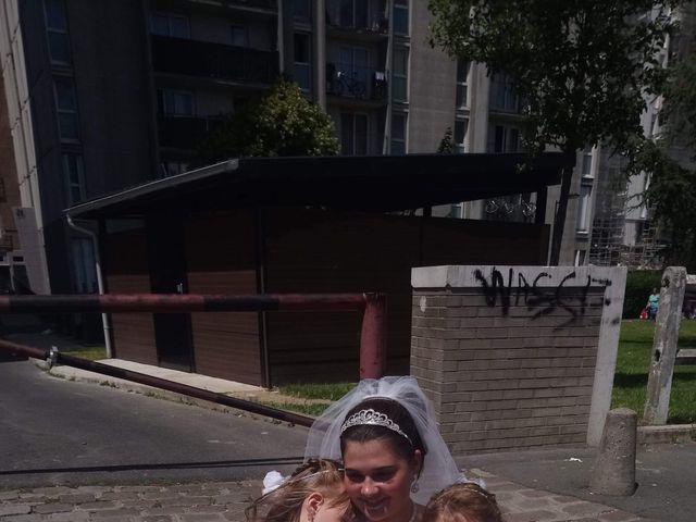 Le mariage de Ehmann  et Adeline  à Saint-Ouen, Seine-Saint-Denis 12