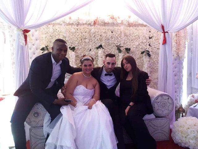 Le mariage de Ehmann  et Adeline  à Saint-Ouen, Seine-Saint-Denis 17