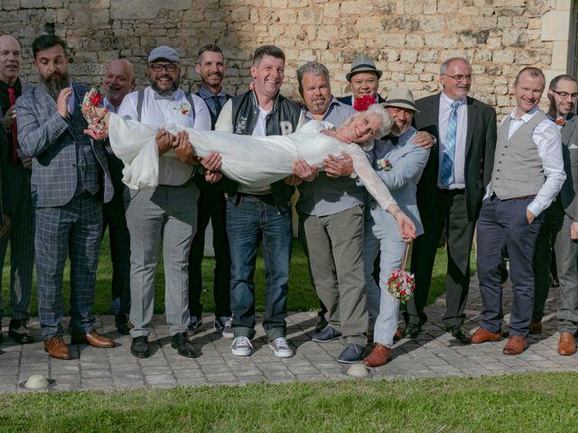 Le mariage de Patrice et Nathalie à Guérigny, Nièvre 2