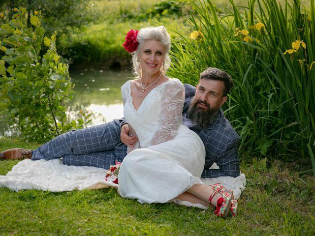 Le mariage de Patrice et Nathalie à Guérigny, Nièvre 5