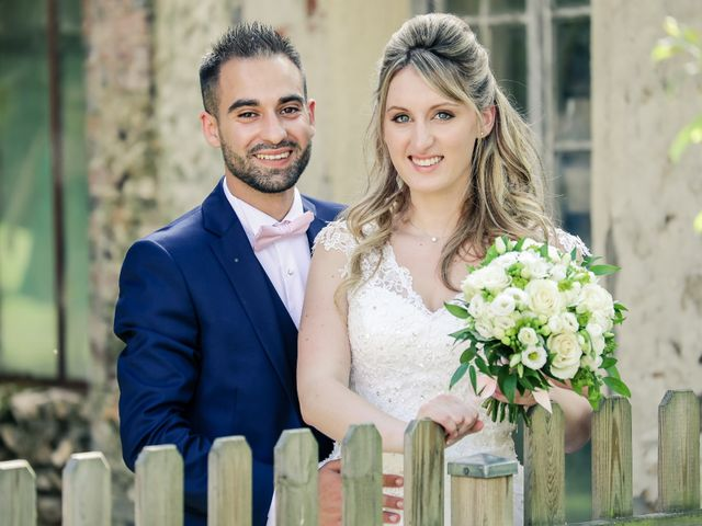Le mariage de Marion et Dany