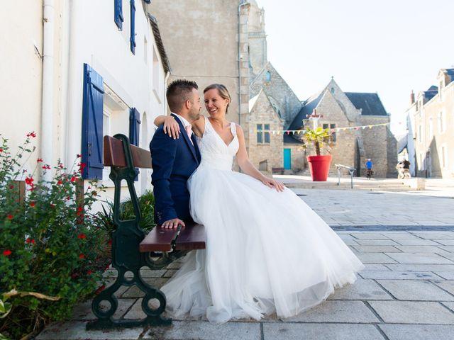 Le mariage de Guillaume et Jennifer à Saint-Brévin-les-Pins, Loire Atlantique 60