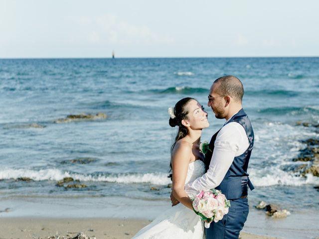 Le mariage de Mehdi et Natacha à Sainte-Maxime, Var 23
