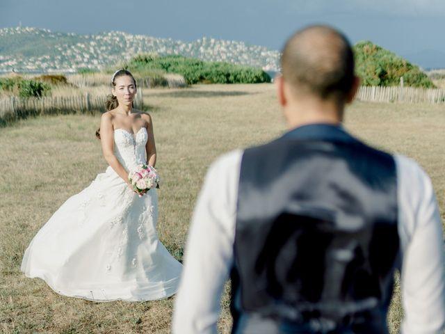 Le mariage de Mehdi et Natacha à Sainte-Maxime, Var 28