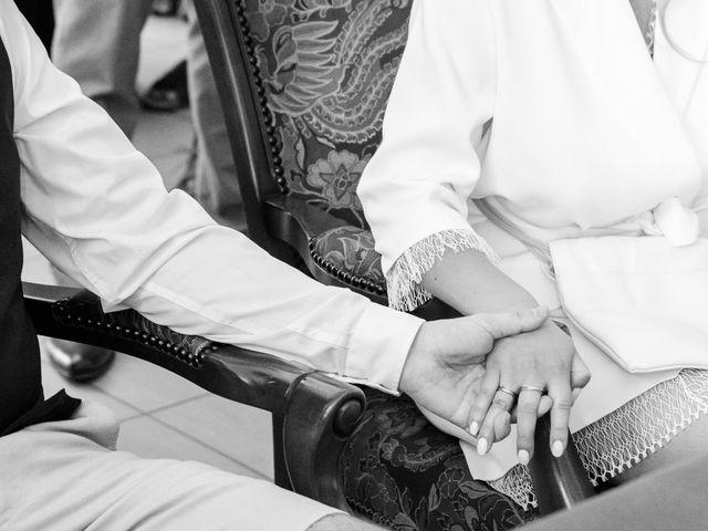 Le mariage de Baptiste et Hélène à Poilly-lez-Gien, Loiret 9