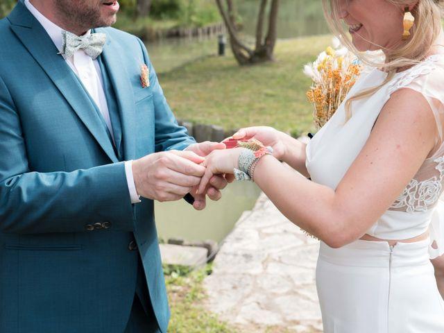 Le mariage de Baptiste et Hélène à Poilly-lez-Gien, Loiret 20