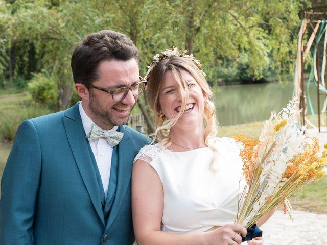 Le mariage de Baptiste et Hélène à Poilly-lez-Gien, Loiret 22