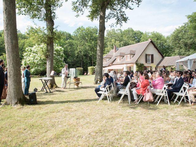 Le mariage de Baptiste et Hélène à Poilly-lez-Gien, Loiret 23