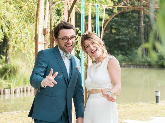 Le mariage de Baptiste et Hélène à Poilly-lez-Gien, Loiret 28