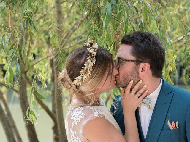 Le mariage de Baptiste et Hélène à Poilly-lez-Gien, Loiret 30