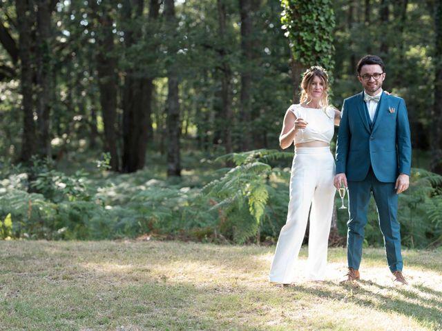 Le mariage de Baptiste et Hélène à Poilly-lez-Gien, Loiret 32