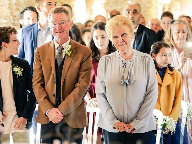 Le mariage de Pascal et Alexandra à Néron, Eure-et-Loir 77
