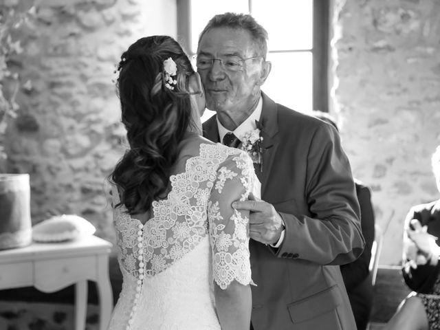 Le mariage de Pascal et Alexandra à Néron, Eure-et-Loir 94