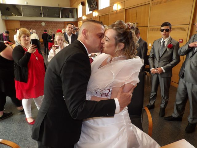Le mariage de Didier et Vanessa à Mitry-Mory, Seine-et-Marne 9