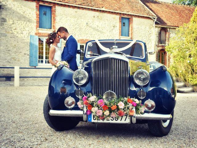 Le mariage de Vincent et Aline à Provins, Seine-et-Marne 1