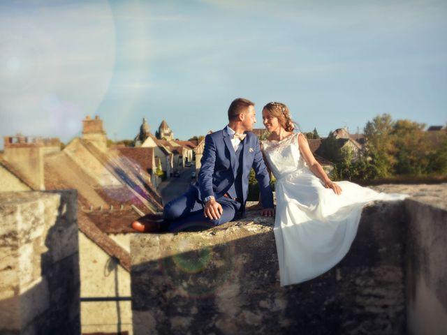 Le mariage de Vincent et Aline à Provins, Seine-et-Marne 12