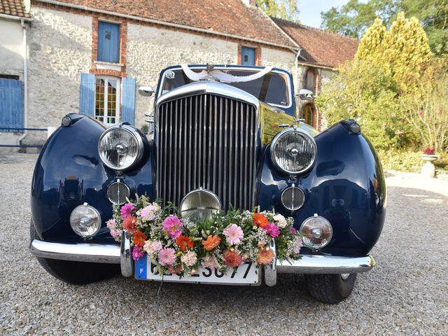 Le mariage de Vincent et Aline à Provins, Seine-et-Marne 32