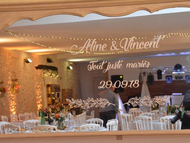 Le mariage de Vincent et Aline à Provins, Seine-et-Marne 66