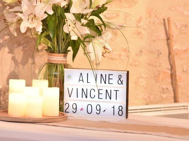 Le mariage de Vincent et Aline à Provins, Seine-et-Marne 75