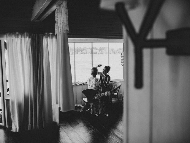 Le mariage de Martin et France à Plomelin, Finistère 5