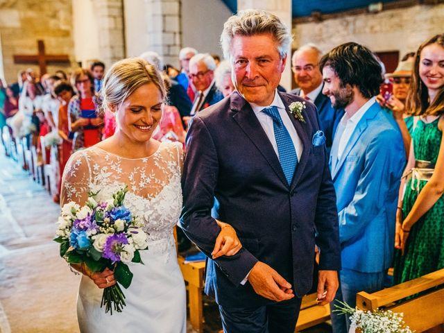 Le mariage de Martin et France à Plomelin, Finistère 7