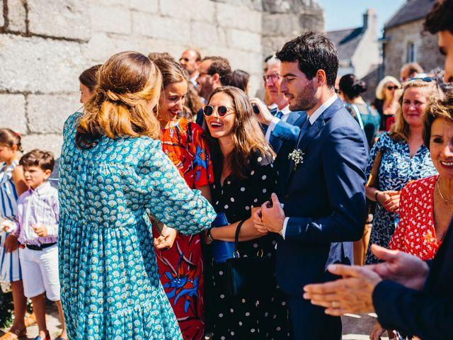 Le mariage de Martin et France à Plomelin, Finistère 9