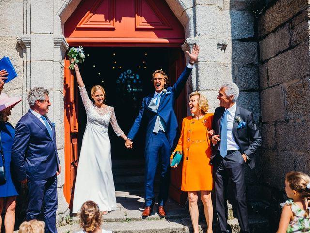 Le mariage de Martin et France à Plomelin, Finistère 10