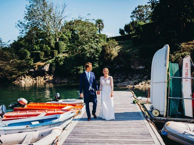 Le mariage de Martin et France à Plomelin, Finistère 12