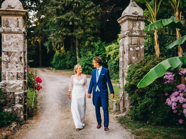 Le mariage de Martin et France à Plomelin, Finistère 25