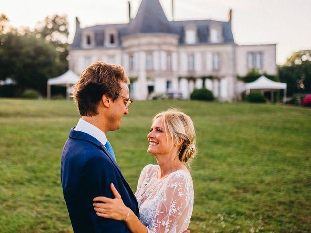 Le mariage de France et Martin