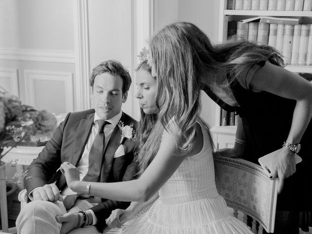 Le mariage de Charlotte et Paul à Paris, Paris 7