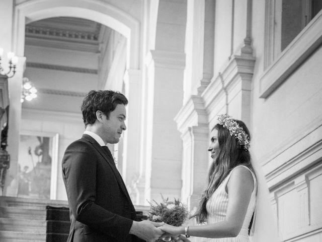 Le mariage de Charlotte et Paul à Paris, Paris 15