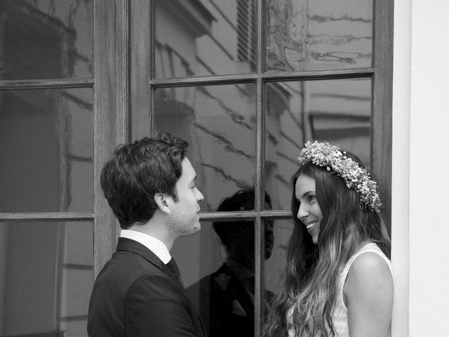 Le mariage de Charlotte et Paul à Paris, Paris 19