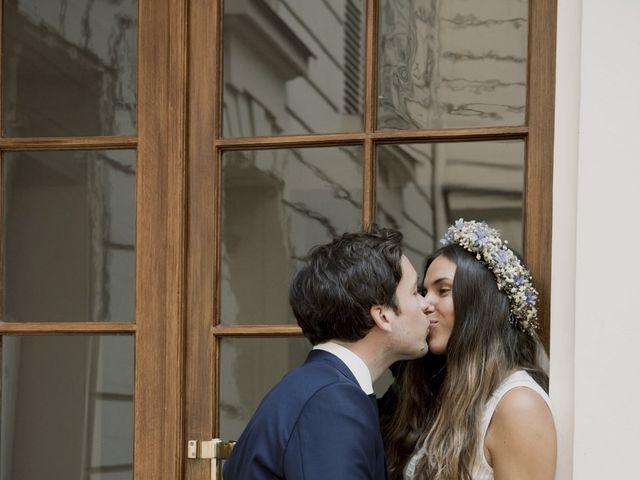 Le mariage de Charlotte et Paul à Paris, Paris 20