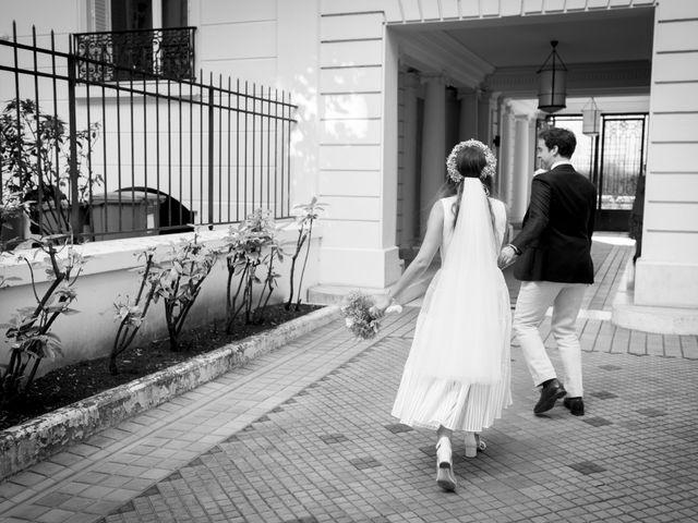Le mariage de Charlotte et Paul à Paris, Paris 21