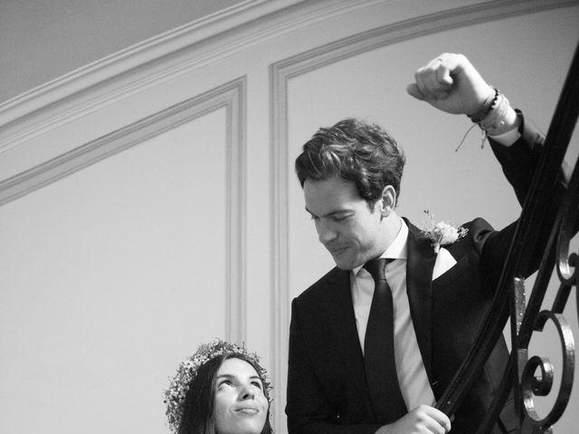 Le mariage de Charlotte et Paul à Paris, Paris 22
