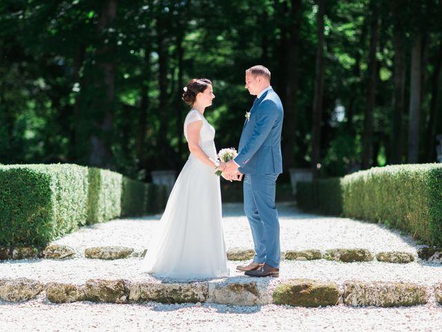 Le mariage de Emeline et Thomas