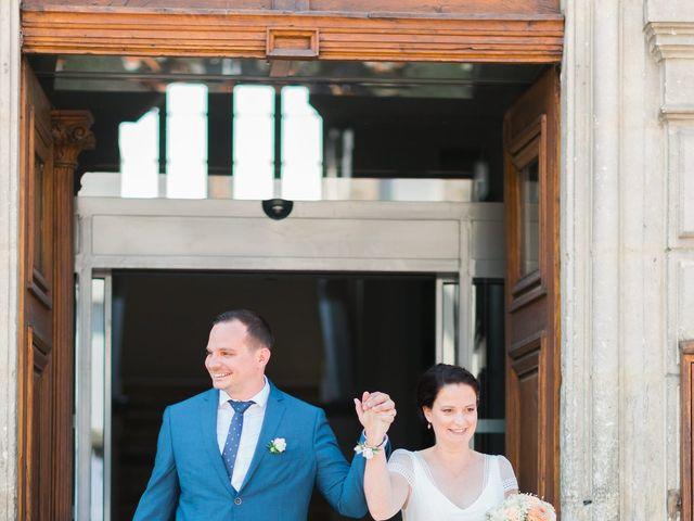 Le mariage de Thomas et Emeline à Saint-Thomas-en-Royans, Drôme 10