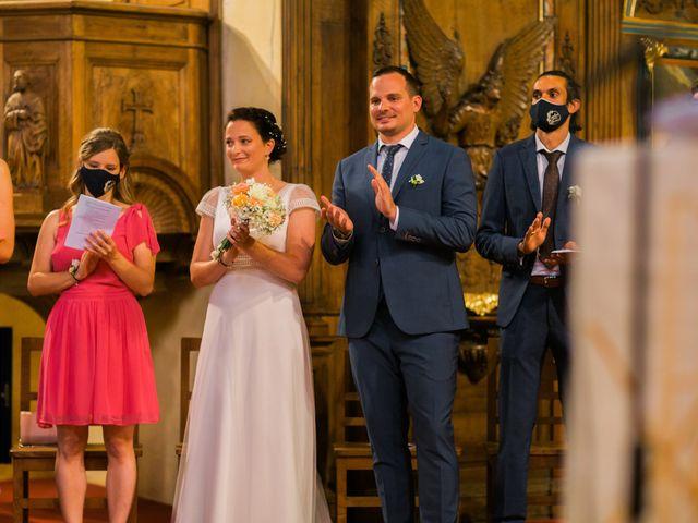 Le mariage de Thomas et Emeline à Saint-Thomas-en-Royans, Drôme 11